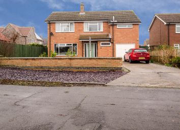 Thumbnail 4 bed detached house for sale in Lilley Street, Long Bennington, Newark