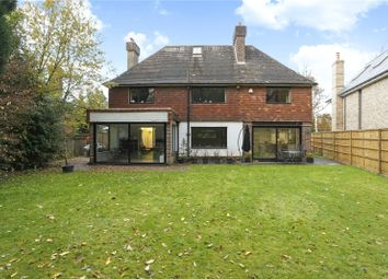 Thumbnail 4 bed detached house for sale in St. Botolphs Road, Sevenoaks, Kent