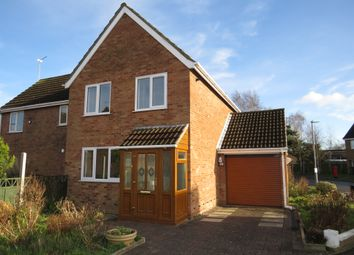 Thumbnail 3 bed semi-detached house for sale in The Paddocks, Old Catton, Norwich