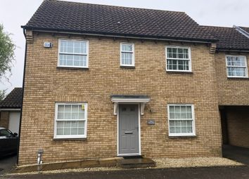 Thumbnail 4 bed property to rent in Spar Close, Lower Cambourne, Cambourne, Cambridge