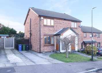 2 bed semi-detached house for sale in Penmore Gardens, Hasland, Chesterfield S41