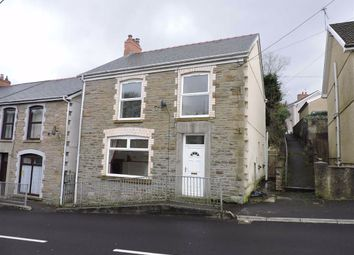 3 bed link-detached house for sale in Station Road, Upper Brynamman, Ammanford SA18
