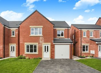 Thumbnail 4 bedroom detached house for sale in Raisbeck Close, Carlisle, Cumbria