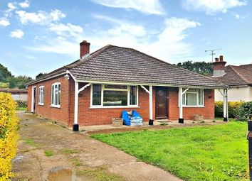 Thumbnail 3 bed detached bungalow to rent in Testwood Avenue, Totton, Southampton