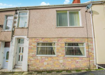 Thumbnail 4 bed terraced house for sale in Gilfach Street, Bargoed