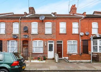 Thumbnail 2 bedroom terraced house for sale in Norman Road, Luton, Bedfordshire