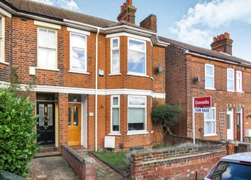 Thumbnail 3 bed end terrace house for sale in Philip Road, Ipswich