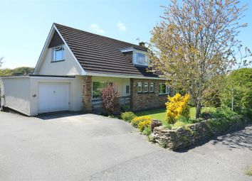 Thumbnail 4 bed detached bungalow for sale in Hilgrove Road, Newquay