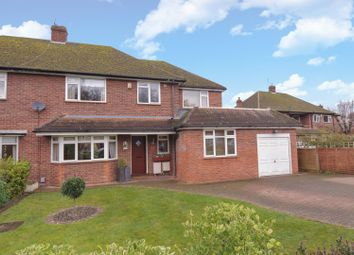 Thumbnail 4 bed semi-detached house to rent in Landford Close, Rickmansworth, Hertfordshire