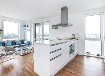 Thumbnail 3 bedroom flat for sale in Bellville House, 79 Norman Road, London