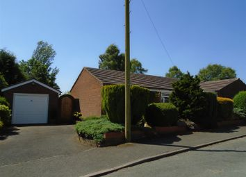 Thumbnail 3 bed bungalow for sale in Brooke Road, Hednesford, Cannock