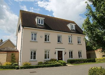 Thumbnail 6 bed detached house for sale in Wether Road, Great Cambourne, Cambridge