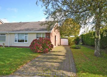 Thumbnail 2 bed semi-detached bungalow to rent in Refurbished Bungalow, Ruskin Avenue, Newport
