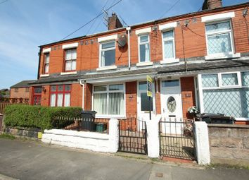 Thumbnail 2 bed terraced house for sale in Long Lane, Harriseahead, Stoke-On-Trent