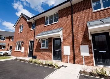 Thumbnail 2 bedroom terraced house for sale in Reginald Lindop Drive, Alsager, Stoke-On-Trent