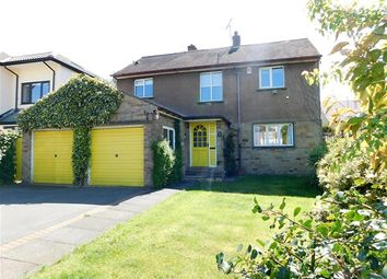 Thumbnail 4 bed detached house for sale in West Way, Nab Wood, Shipley
