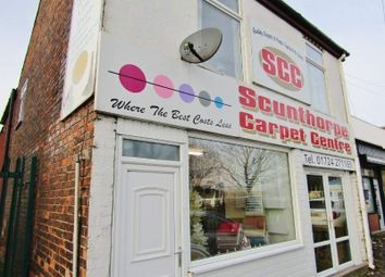 Thumbnail Retail premises for sale in 19 Trafford Street, Scunthorpe