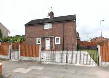 Thumbnail 2 bed end terrace house for sale in Bewley Drive, Southdene, Kirkby