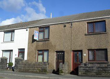 Thumbnail 2 bedroom terraced house for sale in Neath Road, Rhos, Pontardawe.