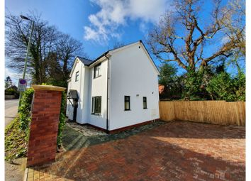 Thumbnail 4 bed detached house for sale in Pinn Hill, Exeter