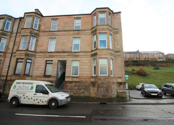 Thumbnail 2 bedroom flat for sale in Springhill Road, Port Glasgow