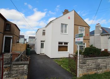 Thumbnail 2 bedroom semi-detached house to rent in Kings Road, West Park, Plymouth