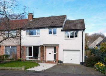 Thumbnail 4 bed semi-detached house for sale in 31 Barnton Park Avenue, Barnton