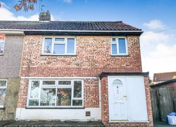 Thumbnail 3 bed semi-detached house for sale in Frinstead Road, Erith, Kent