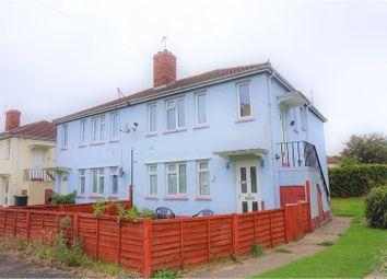 Thumbnail 1 bed maisonette to rent in Beryton Close, Gosport