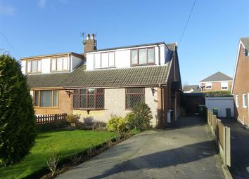 Thumbnail 3 bedroom semi-detached bungalow to rent in Ribblesdale Drive, Grimsargh, Preston