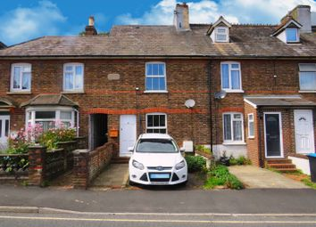 Thumbnail 2 bed terraced house for sale in Junction Road, Burgess Hill