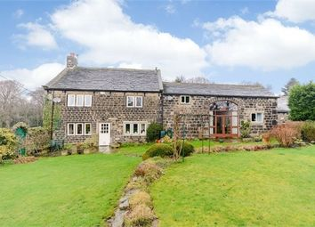 Thumbnail 6 bed detached house for sale in Carr Road, Calverley, Pudsey, West Yorkshire