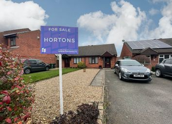 Thumbnail 2 bed bungalow for sale in The Romans, Leicestershire, Mountsorrel