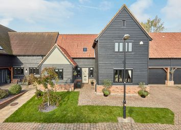 North Street, Steeple Bumpstead, Suffolk CB9. 5 bed barn conversion for sale