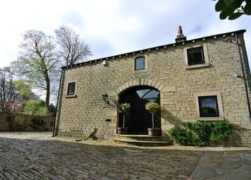 Thumbnail 4 bed barn conversion for sale in Totties, Scholes, Holmfirth