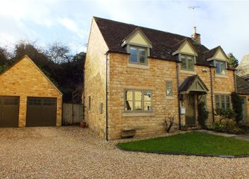 Thumbnail 4 bed detached house for sale in Windrush Court, Ford, Temple Guiting, Cheltenham