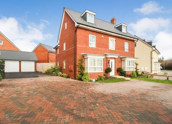 5 bed detached house for sale in Torry Orchard, Marston Moretaine, Bedford MK43