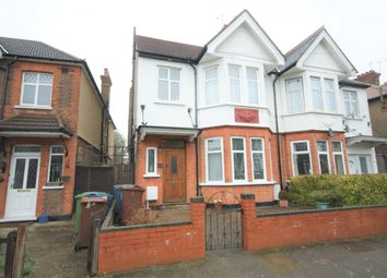 Thumbnail 4 bed semi-detached house to rent in Longley Road, Harrow, Middlesex