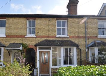 Thumbnail 2 bed terraced house to rent in Shrewsbury Road, Redhill