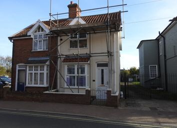 Thumbnail 3 bed semi-detached house to rent in High Street, Leiston, Suffolk