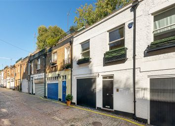 Thumbnail 2 bed mews house for sale in Drayson Mews, Kensington, London