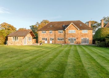 Thumbnail 5 bedroom detached house for sale in Castle End Road, Ruscombe, Nr Twyford, Berkshire
