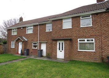 Thumbnail 4 bed terraced house for sale in Eccleston Avenue, Bromborough, Wirral