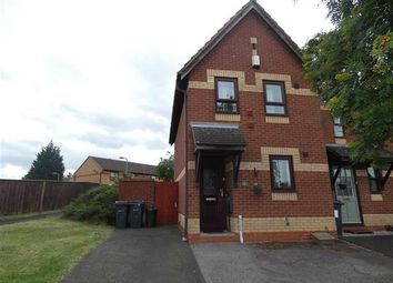 Thumbnail 2 bedroom end terrace house for sale in Goldstar Way, Kitts Green, Birmingham