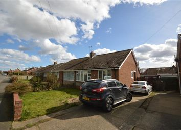 Thumbnail 2 bed bungalow for sale in West Garth, Cayton, Scarborough