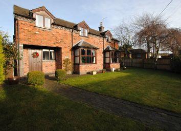 Thumbnail 3 bed detached house for sale in School Lane, Aston, Market Drayton