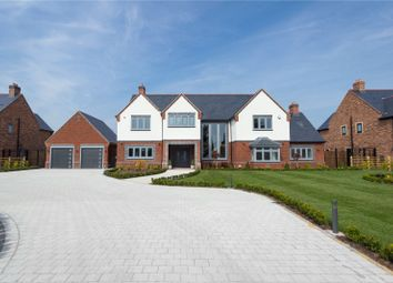Thumbnail 5 bed detached house for sale in Church Bank, Binton Road, Welford-On-Avon, Warwickshire