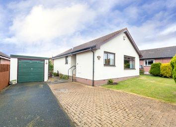 Thumbnail 2 bed detached bungalow for sale in Lawfield, Eyemouth