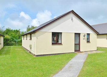Thumbnail 3 bedroom detached bungalow for sale in Penstowe Holiday Village, Kilkhampton, Bude