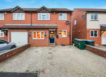 Thumbnail 3 bedroom semi-detached house for sale in Anson Way, Walsgrave On Sowe, Coventry